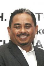 Lutfi Hasan Ishaaq, Presiden PKS (ANTARA/Ujang Zaelani/hp)