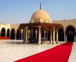Masjid Amru bin Ash, Mesir, Afrika (blogspot)