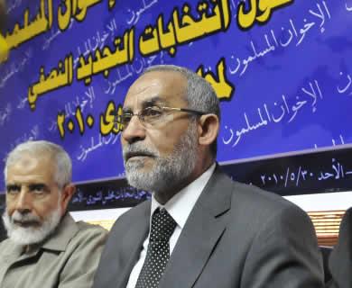 Mursyid 'Am Ikhwanul Muslimin, Muhammad Badi (inet)