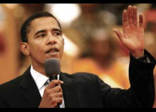 Presiden AS Barack Obama (RoL)