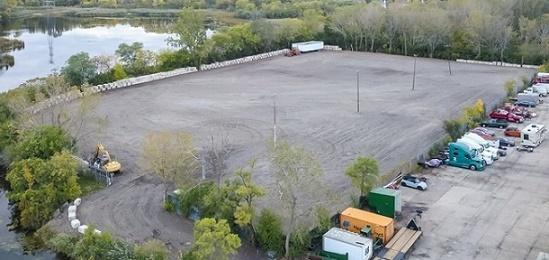 Industrial building sale Property
