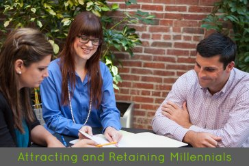 Attracting and Retaining Millennials - a Different Perspective