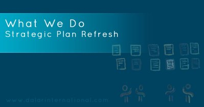 strategic plan refresh