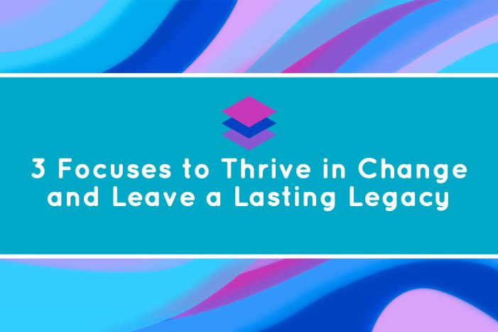 Thrive in Change