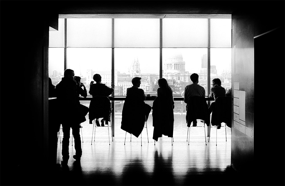 Safety and a Comfort Zone Aren't Possible in Meetings