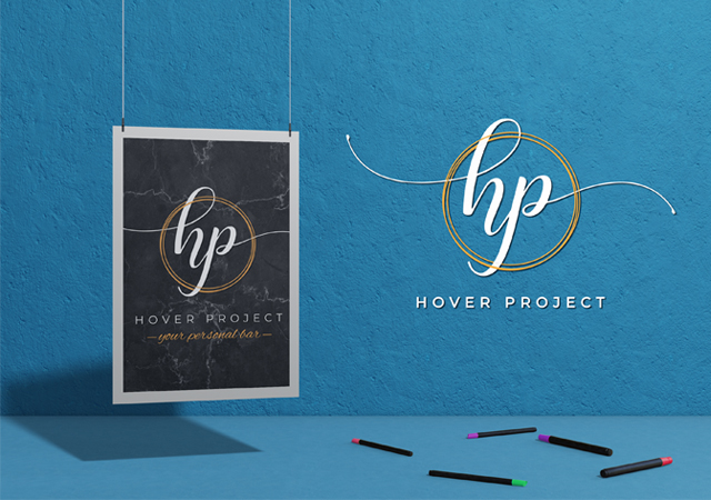 "Logo Design ""Hover Project"""