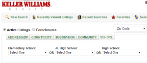 search homes for sale by school in las vegas