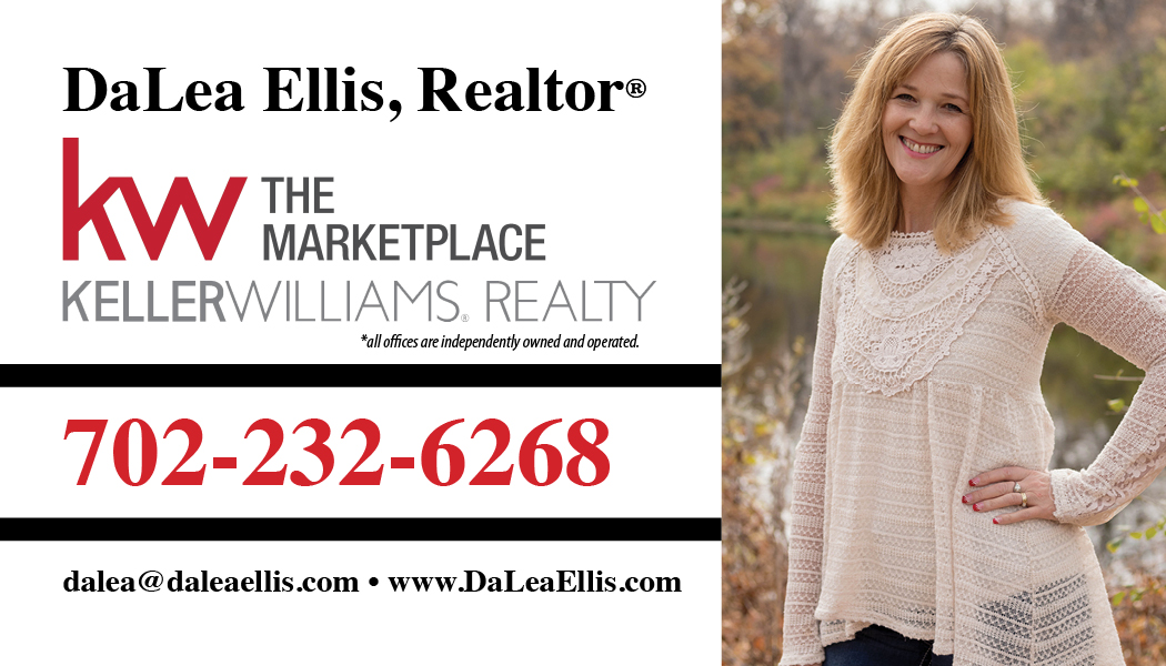 DaLea Ellis business card