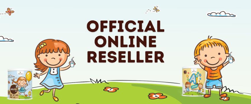 MIWAKO's Official Online Reseller