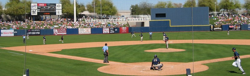 Maryvale, Brewers vs. Padres