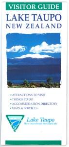 Lake Taupo Visitor Guide