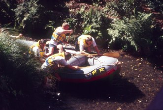 I'm not sure you can really call this rafting
