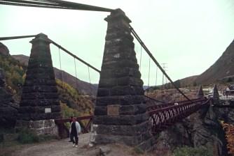 The Kawarau River Bridge
