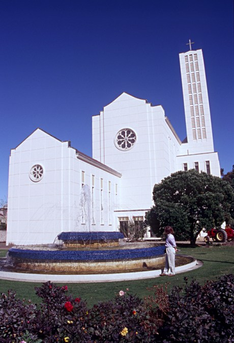 St. John's Cathedral, Napier