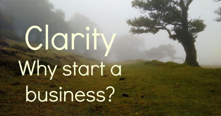 Finding Your Why - Business clarity