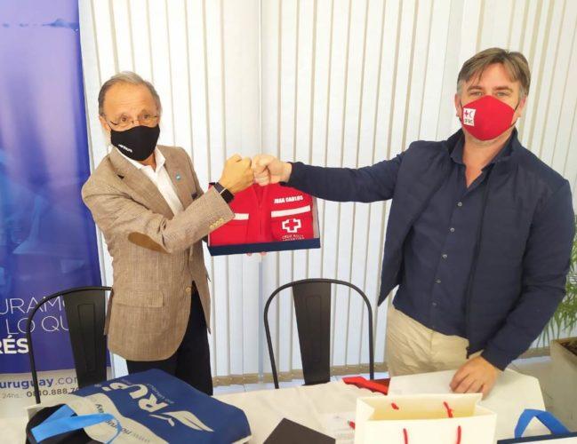 Convenio - Cruz Roja y RUS 3