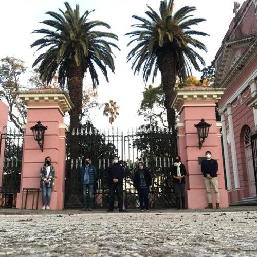 palacio san jose gfrente