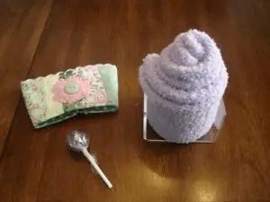 cupcakes calcetin4