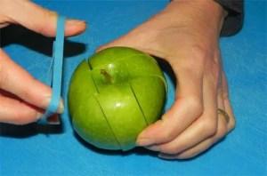 manzana perfecta