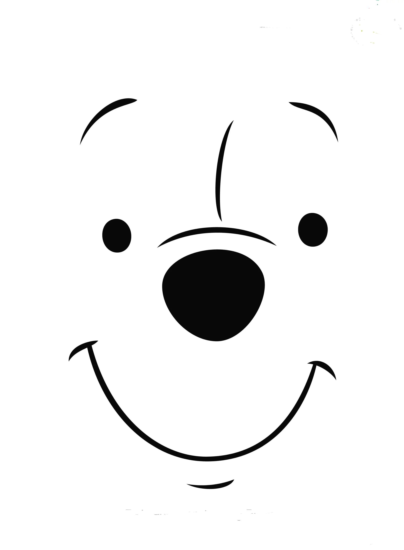 globos con cara de pooh y piglet para el primer cumplea u00f1os