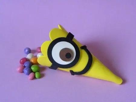 Ideas Para Fiesta Infantil De Minions Dale Detalles