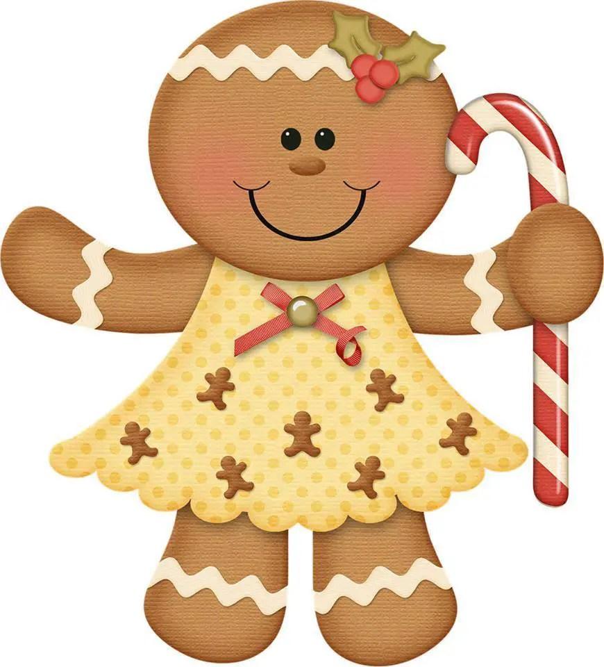 Ginger navidad galletitas de jengibre dale detalles for Proyectos en mdf