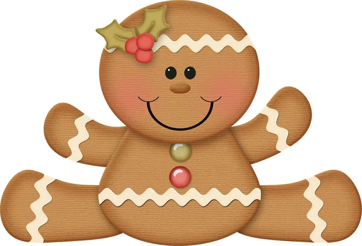 Imagenes De Galletas De Navidad Animadas.Ginger Navidad Galletitas De Jengibre Dale Detalles