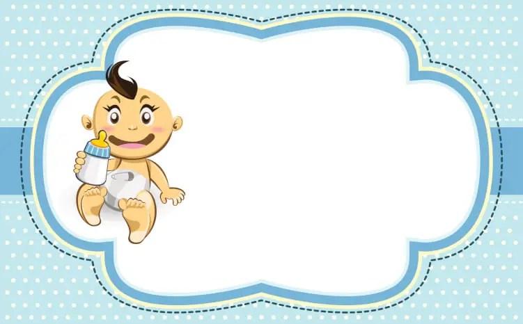 Modelos De Invitación Para Baby Shower Dale Detalles