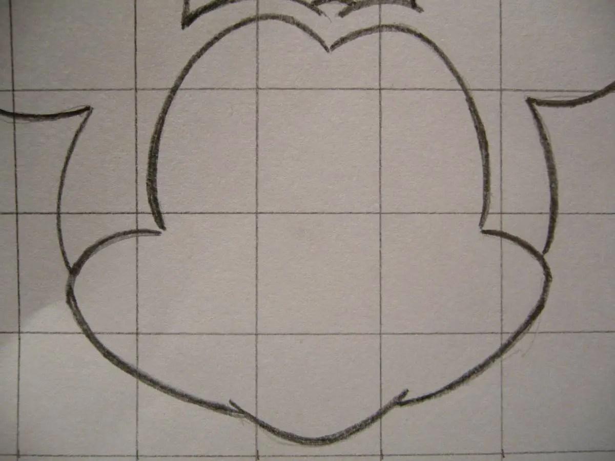 Cómo Dibujar La Cara De Mickey Mouse Dale Detalles