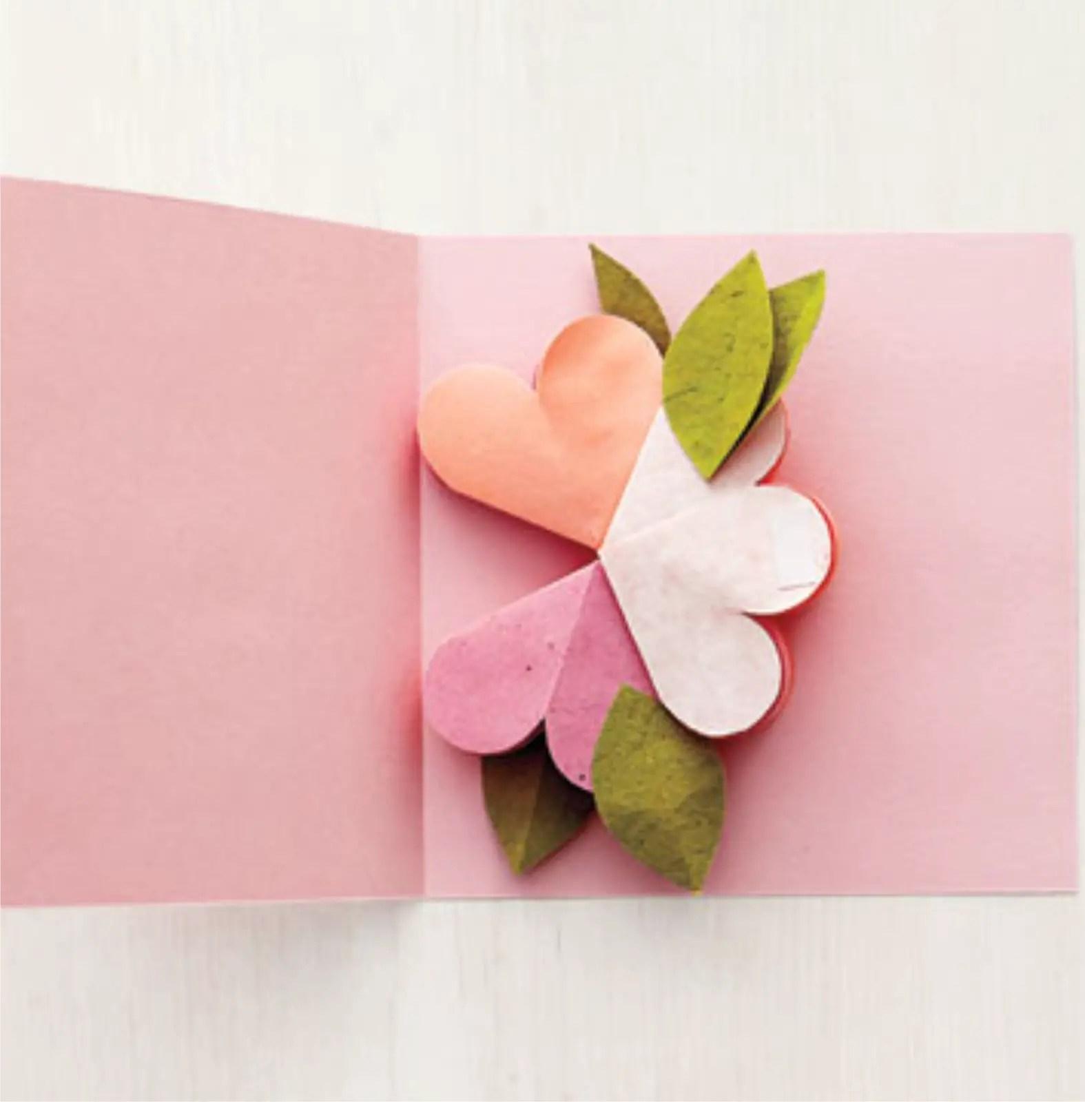 Как сделать открытку подруге на 8 марта, днем