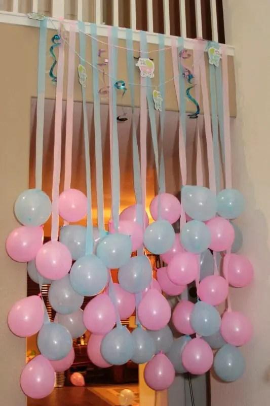 consejos para decorar con globos