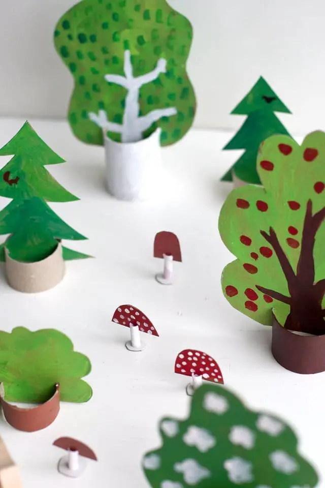 bosque de papel 2