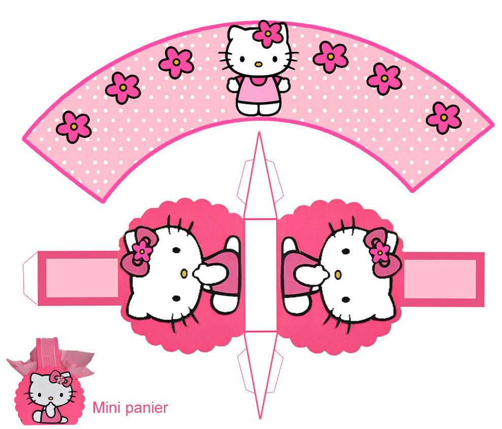 Imprimibles gratis hello kitty dale detalles - Hello kitty a imprimer ...