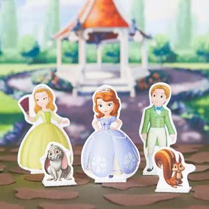 imprimibles princesita sofia5
