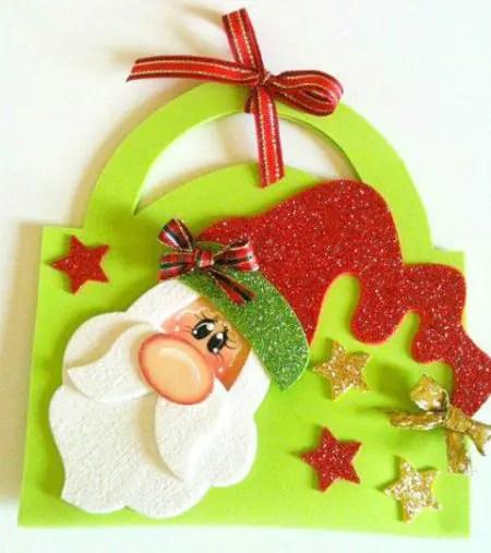 Bolsa Santa Claus