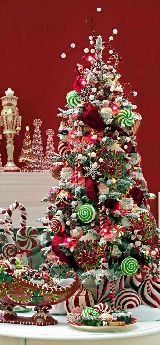 Ideas para decorar el rbol de navidad dale detalles - Ideas para adornar el arbol de navidad ...