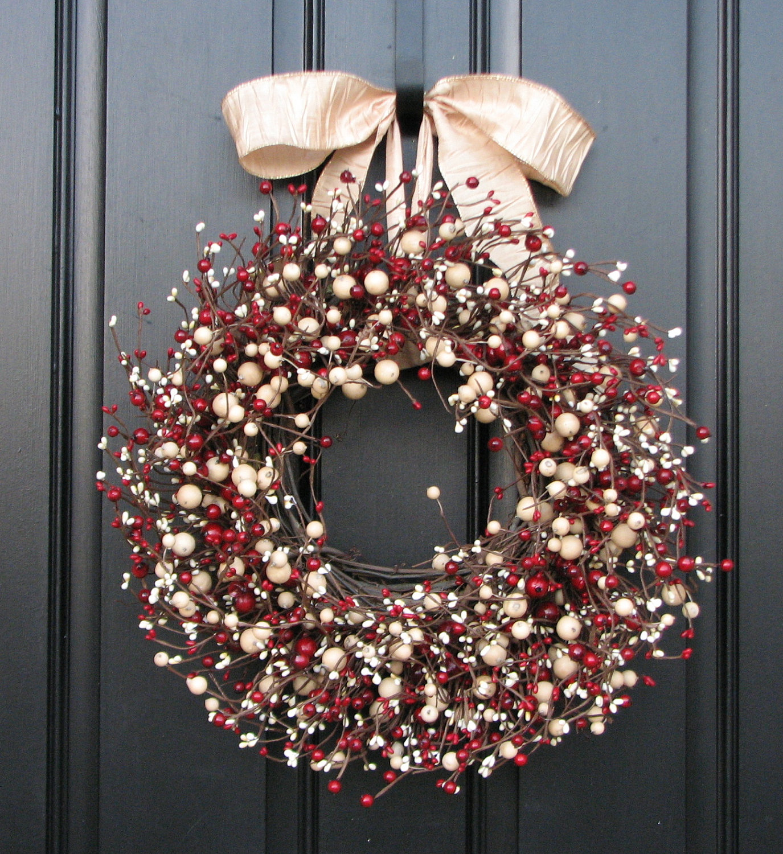 Cork Wreath Christmas