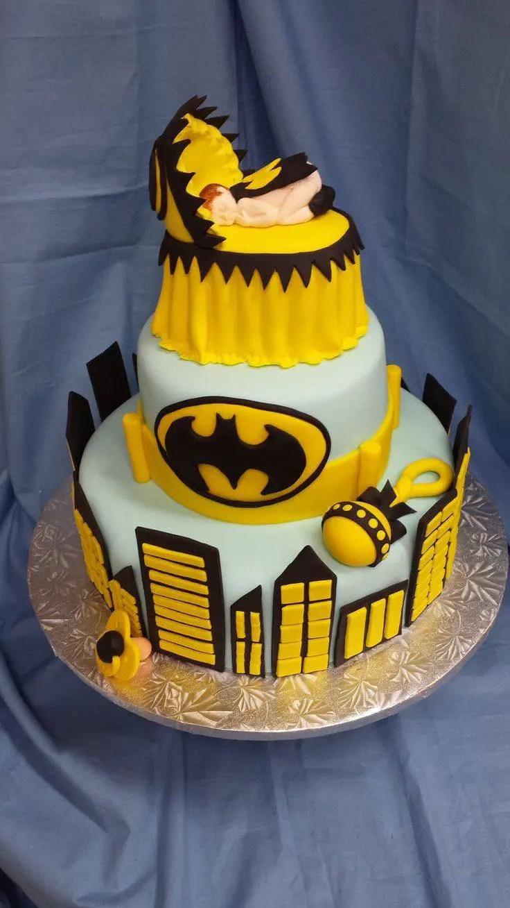 Baby Shower Batman Dale Detalles