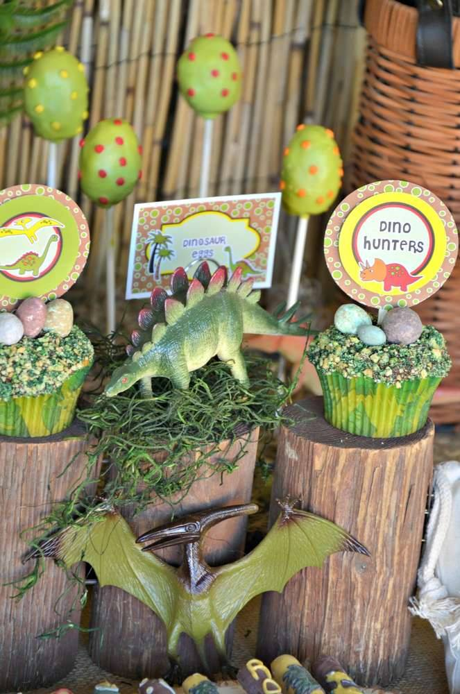 Fiesta De Dinosaurios Dale Detalles