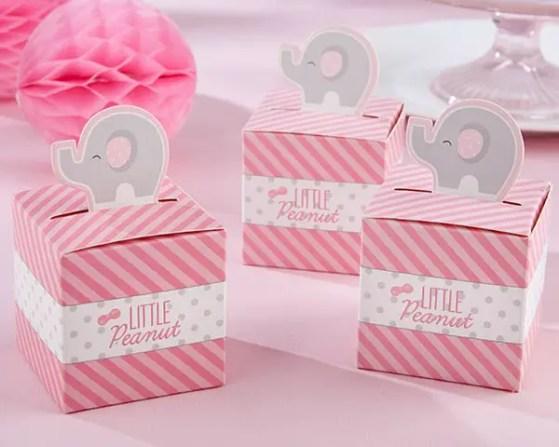 baby shower elefante rosa y gris6
