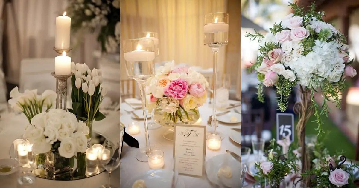 Centros de mesa para boda dale detalles - Centros de boda ...