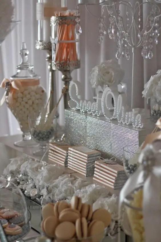 comunion mesa de dulces