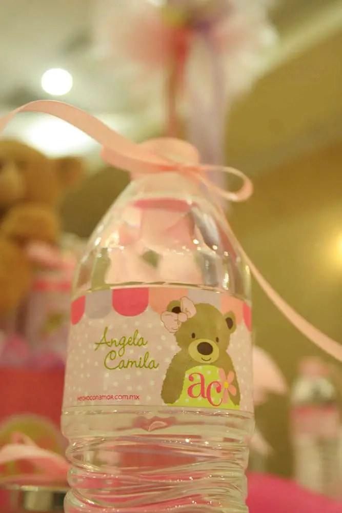 Baby Shower Ositas Para Ni 241 A Dale Detalles