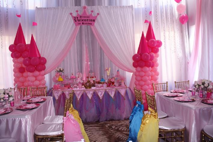 Disney Princess Baby Shower
