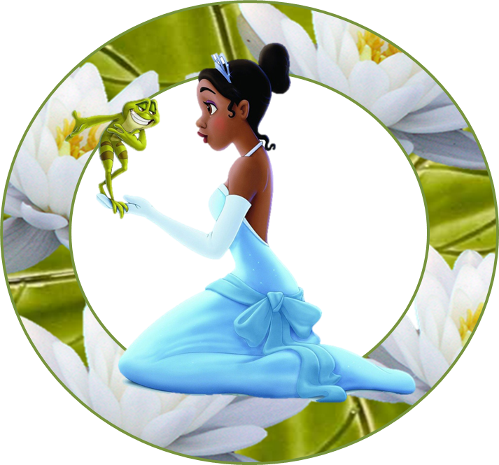 Imprimible Gratis La Princesa Y El Sapo Dale Detalles