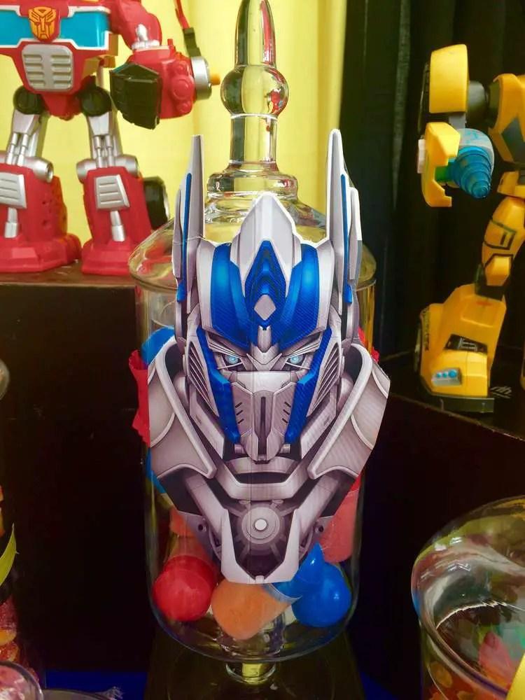 Transformers Dale Detalles