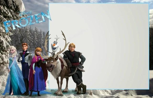 imprimible frozen17