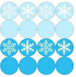 imprimible frozen7