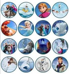 imprimibles frozen20
