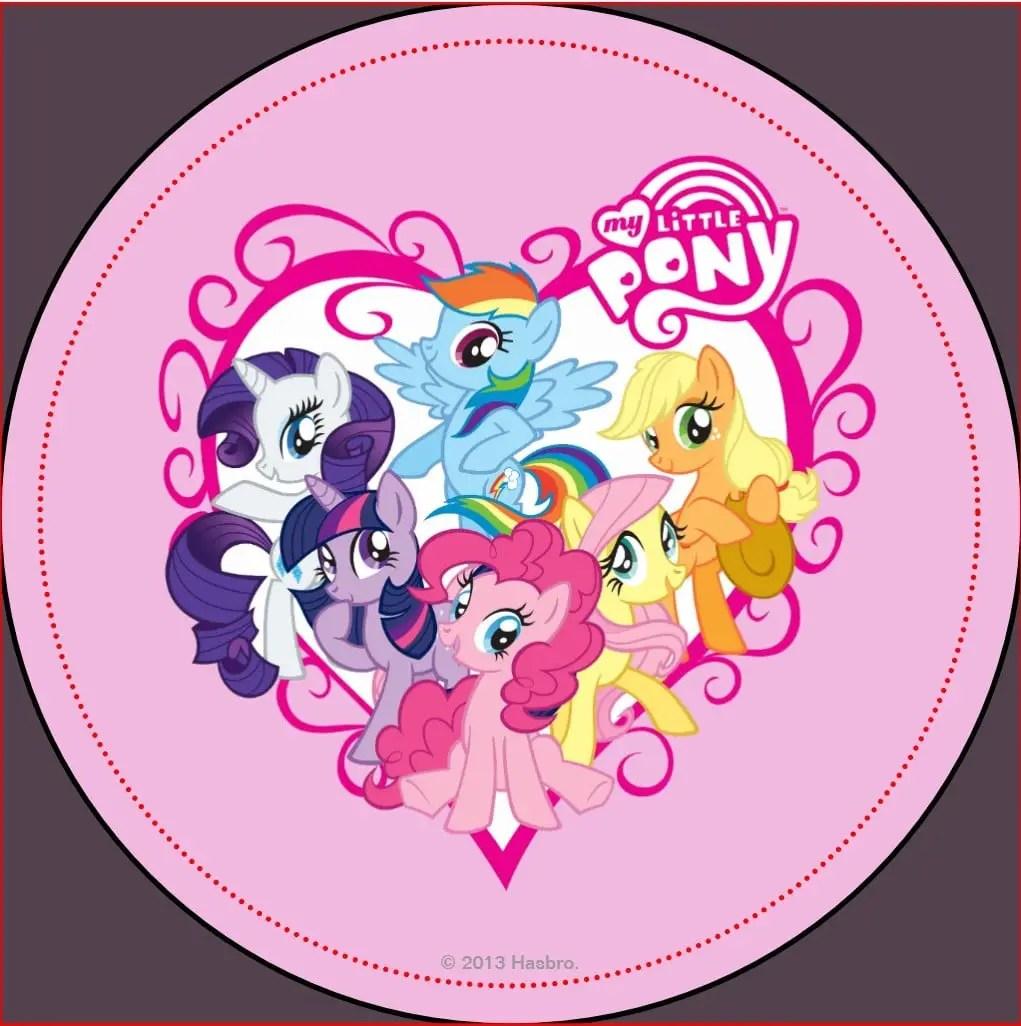 Imprimibles de My little Pony gratis - Dale Detalles